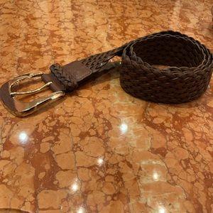 Michael Kors Weaved Belt